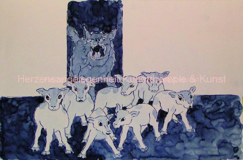 der wolf und die sieben geislein
