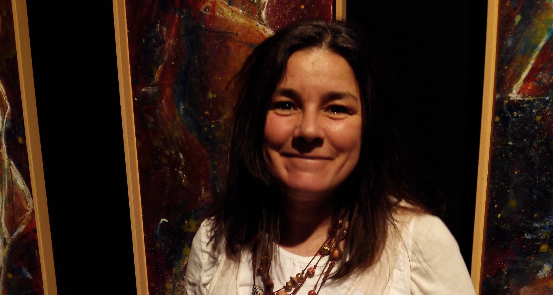 susanne lächelnd Praxis für Kunst und therapie Montabaur