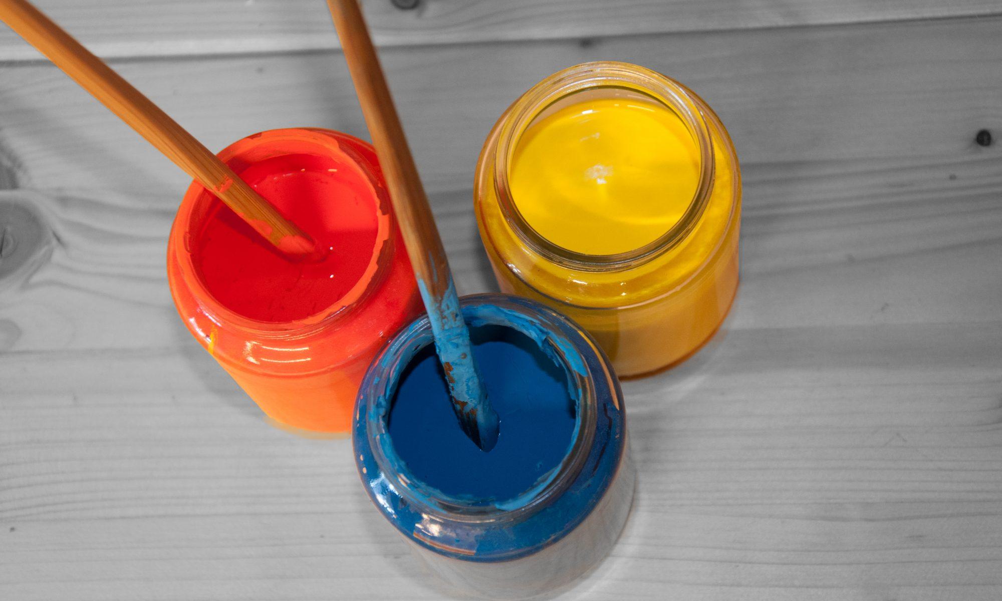 therapie gouache farben Praxis für Kunst und therapie Montabaur