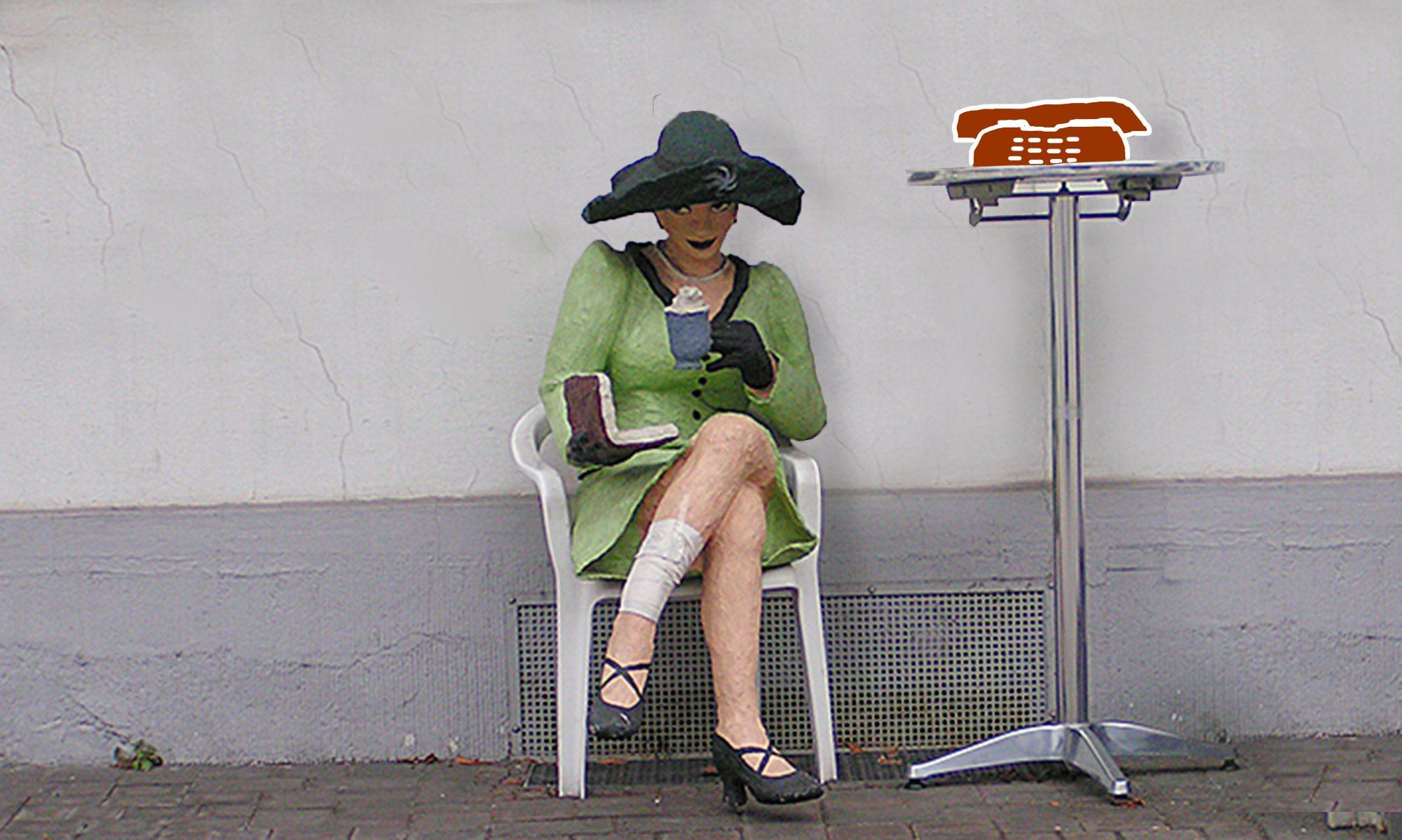 Praxis für Kunst & Therapie Koblenz Puppe