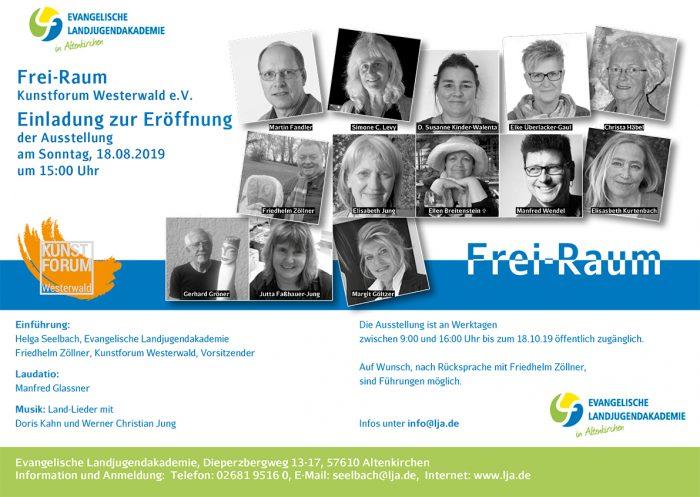 Kunst & Therapie Ausstellung Altenkirchen nah bei Montabaur