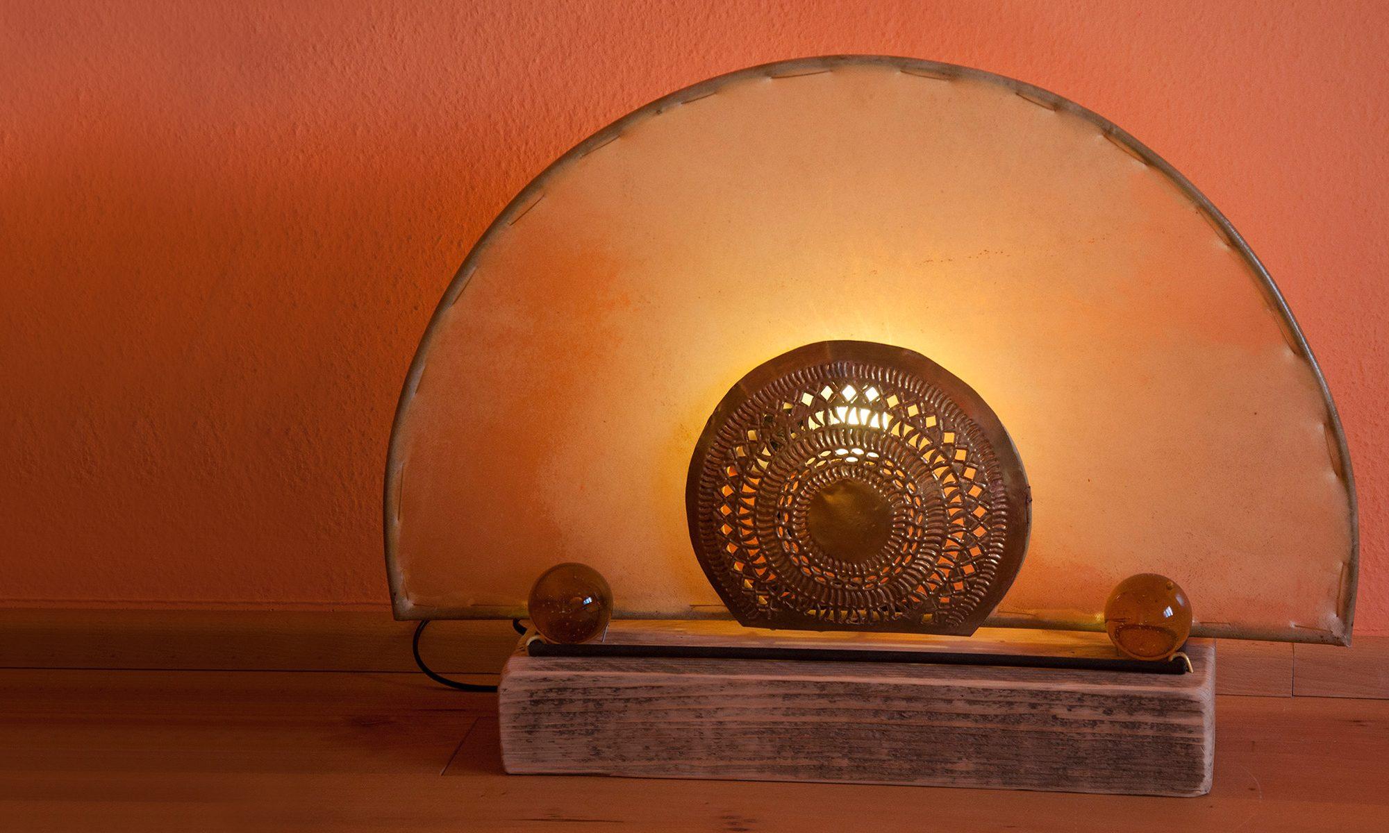 Praxis für Kunst & Therapie Koblenz Lampe
